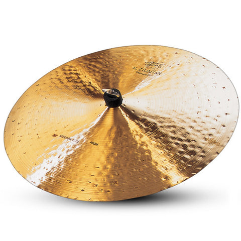 Zildjian 20 Inch K Constantinople Medium Thin High Ride Cymbal