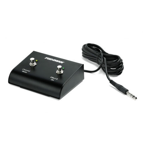 Fishman Loudbox 2-Button Footswitch for Artist and Performer