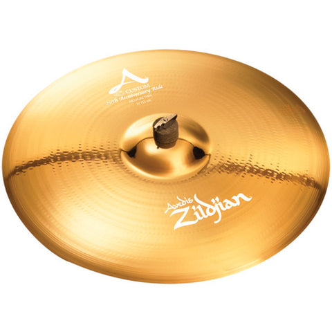 Zildjian 21 Inch A Custom 20th Anniversary Ride Cymbal