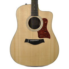 Taylor 210ce-K Deluxe Cutaway Sitka/Koa Natural Acoustic-Electric - Floor Model