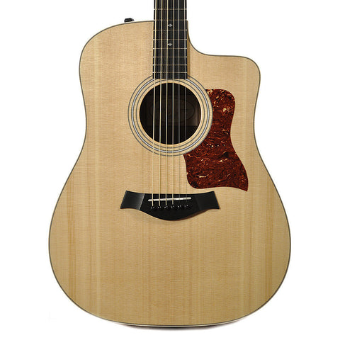 Taylor 210ce-K Deluxe Cutaway Sitka/Koa Natural Acoustic-Electric