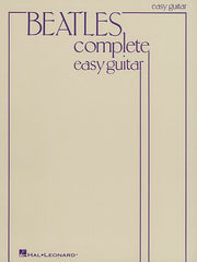 The Beatles Complete for Easy Guitar