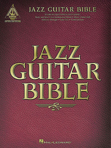 Hal Leonard Jazz Guitar Bible