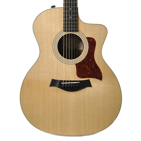 Taylor 214ce-K Deluxe Cutaway Sitka/Koa Natural Acoustic-Electric