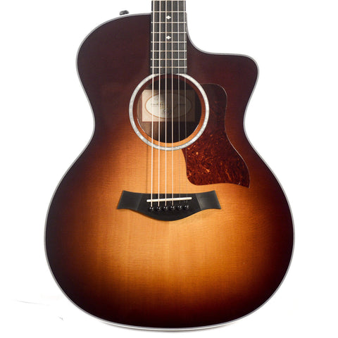 Taylor 214ce-SB Deluxe Sitka/Rosewood ES2 Acoustic-Electric Sunburst