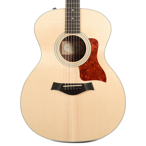 Taylor 214e Deluxe Natural Grand-Auditorium Acoustic-Electric