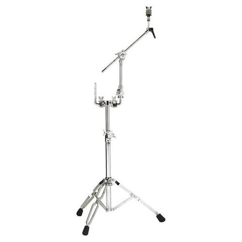 DW 9000 Single Tom & Cymbal Combo Stand