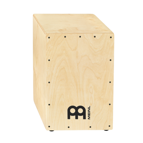 Meinl Snare Cajon with Natural Frontplate