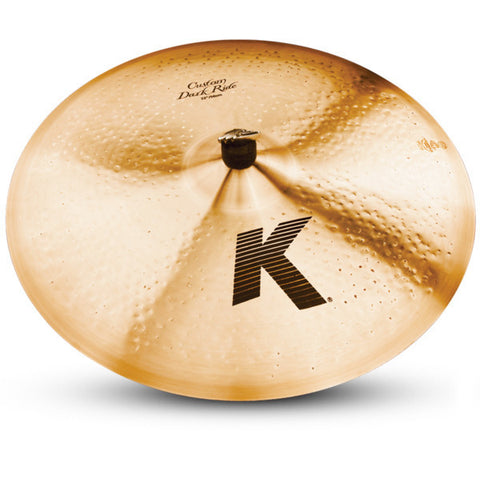 Zildjian 22 Inch K Custom Dark Ride Cymbal