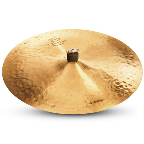 Zildjian 22 Inch K Constantinople Medium Ride Cymbal K1020