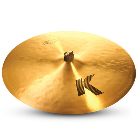 Zildjian 22 Inch K Light Ride Cymbal