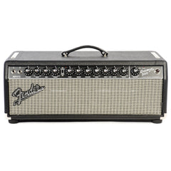 Fender Bassman 500 Head Black/Silver