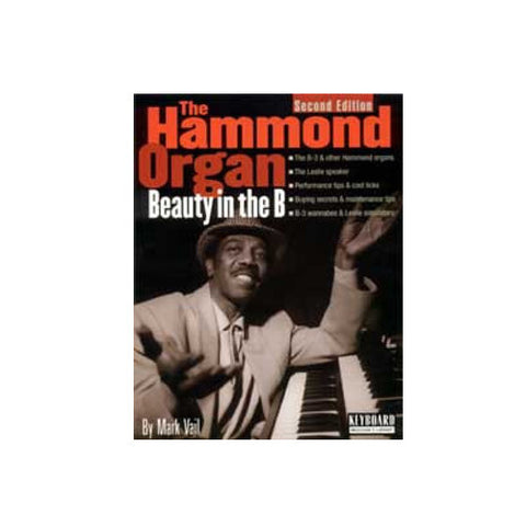 The Hammond Organ: Beauty in the B by Vail