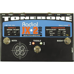 Radial Tonebone JX-2 Switchbone