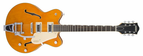 Gretsch G5622T Electromatic Center Block Double Cutaway Vintage Orange w/Bigsby Pre-Order
