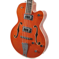 Gretsch G5440LSB Electromatic Hollow Body Bass Orange
