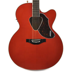 Gretsch G5022CE Rancher Jumbo Cutaway Orange