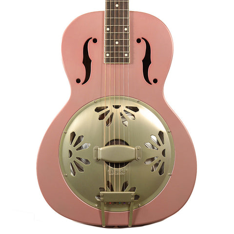 Gretsch G9202 Honeydipper Special Roundneck Cactus Flower Resonator