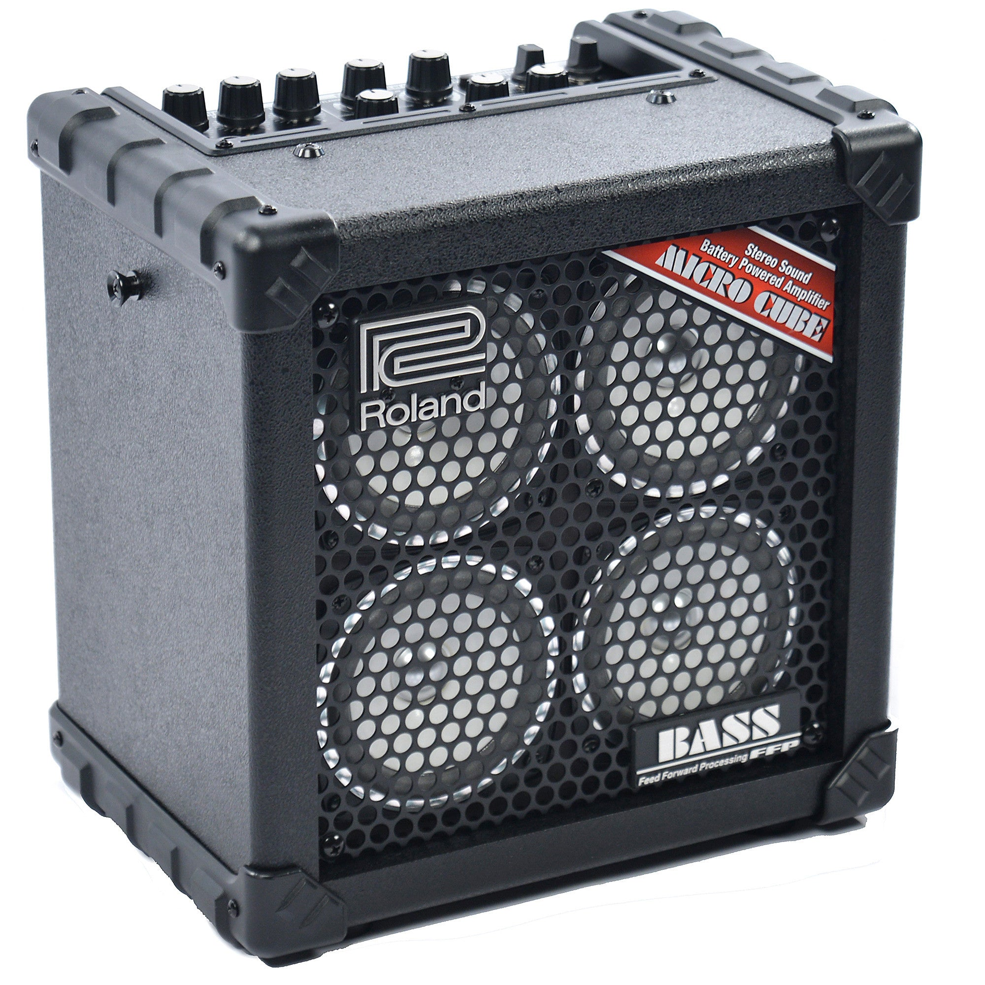 roland micro cube rx bass amp chicago music exchange. Black Bedroom Furniture Sets. Home Design Ideas