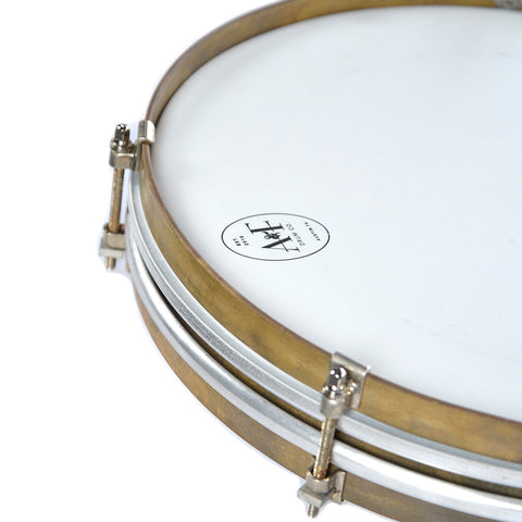 A&F Drum Co. 1.75x14 Pancake Snare Drum