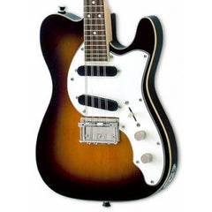 Eastwood Mandocaster Antique Sunburst