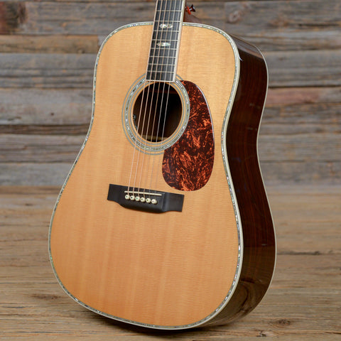 Martin D-41 Natural Acoustic-Electric 2001 (s372)