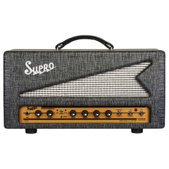 Supro Statesman 2 Channel 50 Watt Head