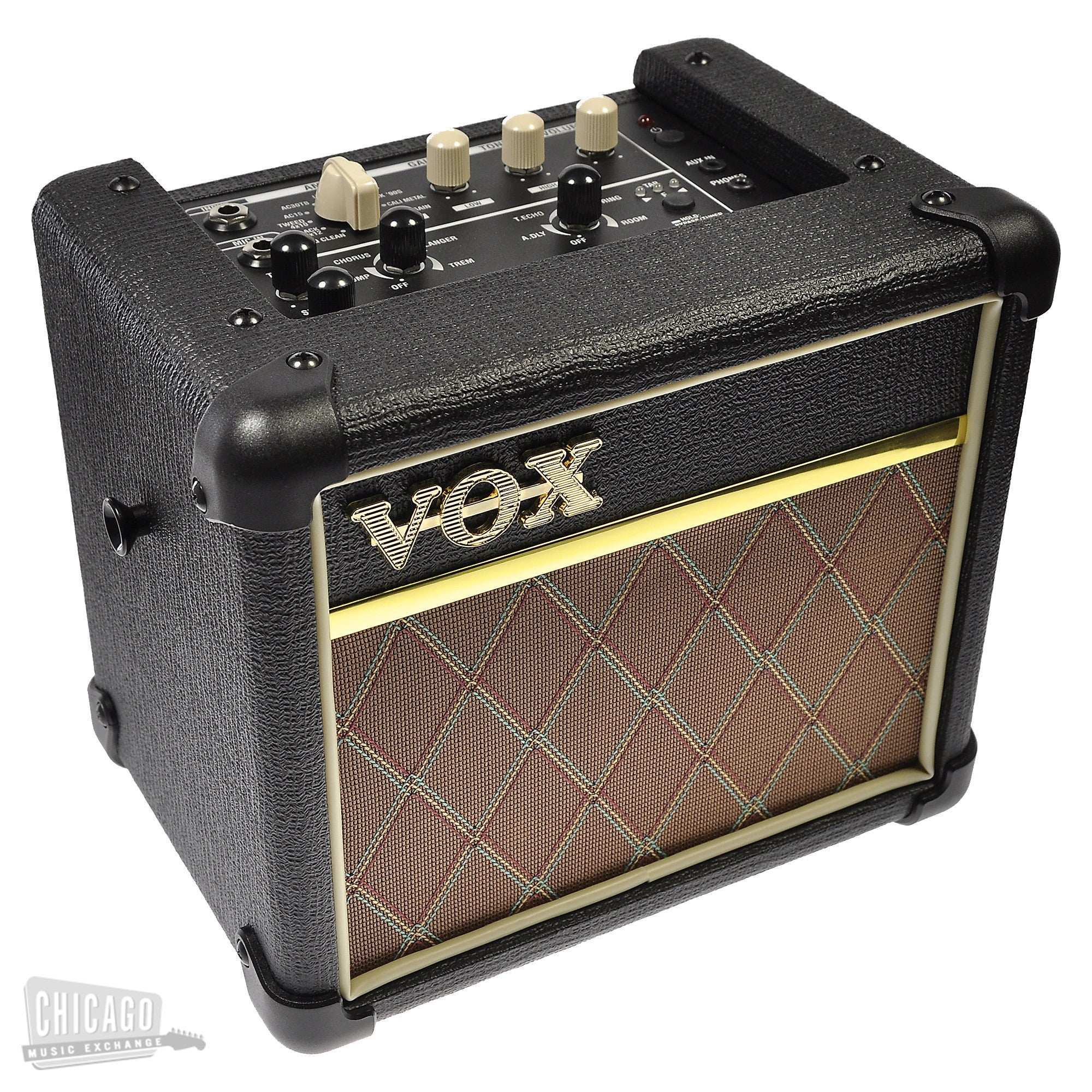 vox mini 3 g2 modeling battery powered combo classic chicago music exchange. Black Bedroom Furniture Sets. Home Design Ideas