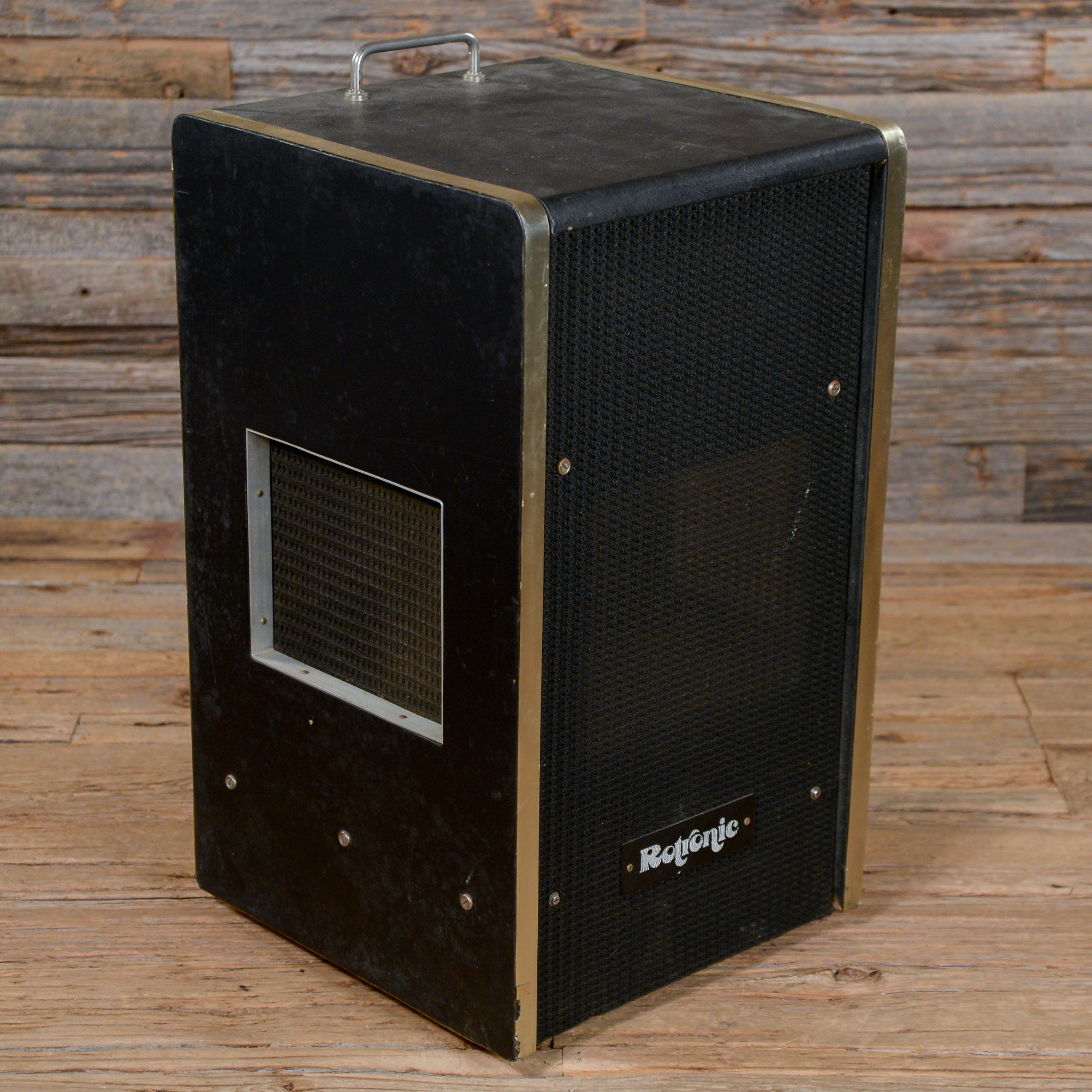 Rotronic Rotary Speaker Cabinet USED | Chicago Music Exchange