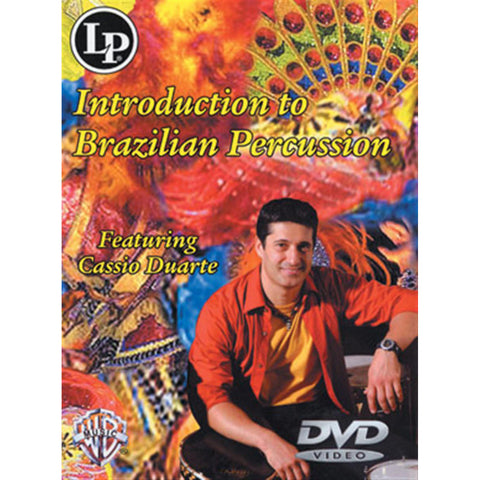 LP Introduction to Brazilian Percussion DVD