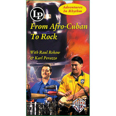 LP Adventures in Rhythm: From Afro-Cuban to Rock DVD