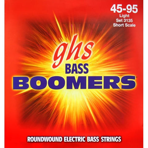 GHS Bass Boomers 45-95 Short Scale
