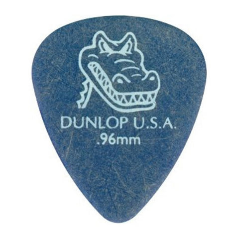 Dunlop Gator Grip Guitar Picks .96mm (12)