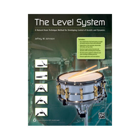 The Level System Drum Technique Book