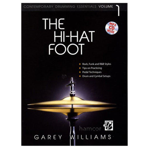 The Hi-Hat Foot Book & CD