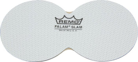 Remo Double Pedal Small Falam Slam Bass Drum Impact Pad