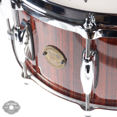 Gretsch 6.5x14 Gold Series Rosewood Snare Drum