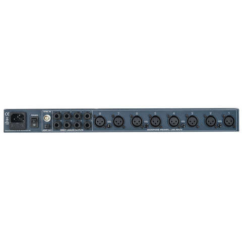 PreSonus DigiMax D8 8-Channel Preamp