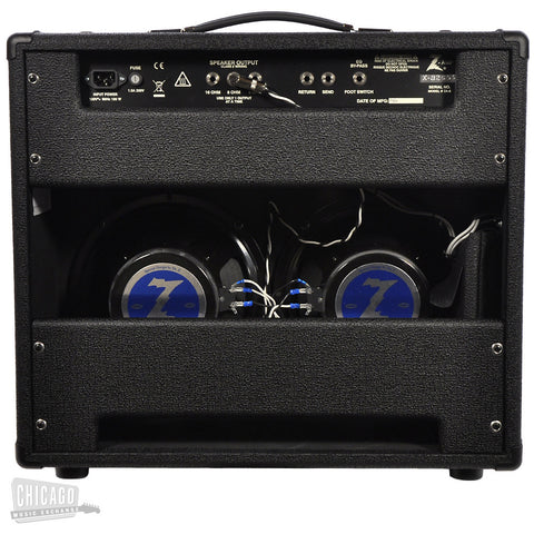 Dr. Z MAZ 18 Jr 2x10 Combo Black with Salt & Pepper Grill