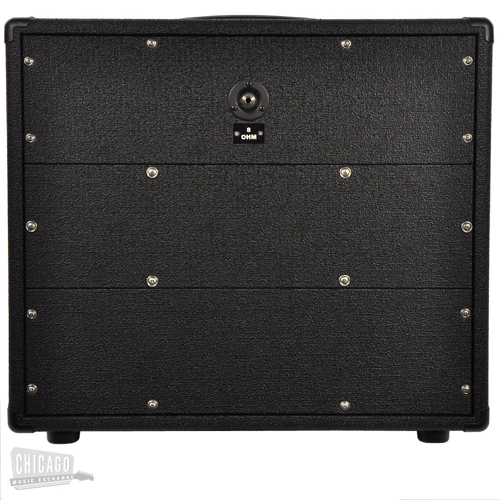 Dr. Z Extension Cabinet 1x12 with Alnico Blue Speaker - Black ...