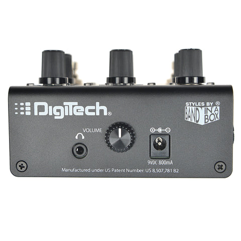 Digitech Trio Plus Band Creator with Looper Pedal