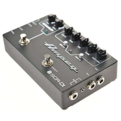Ampeg SCR-DI Bass Preamp with Scrambler Overdrive