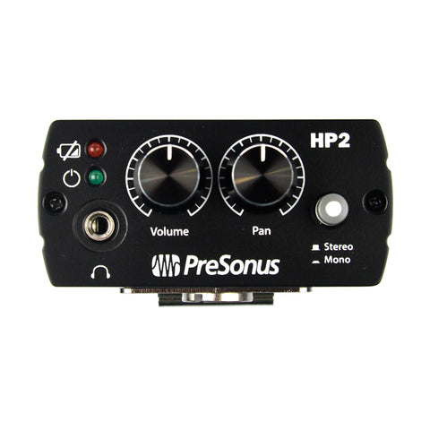 PreSonus HP2 Stereo Headphone Amplifier