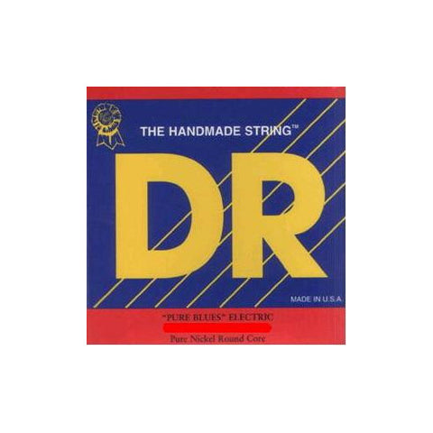 DR Strings PHR-12 Pure Blues Electric Extra Heavy 12-52