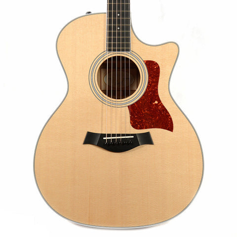 Taylor 414ce Grand Auditorium Sitka/Ovangkol Full Gloss Natural ES2 Acoustic-Electric