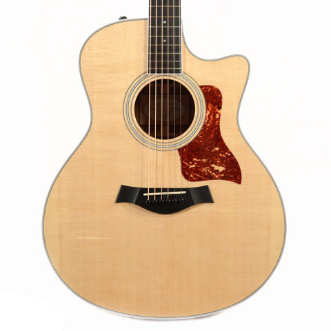 Taylor 416ce Grand Symphony Sitka/Ovangkol Full Gloss Natural ES2 Acoustic-Electric Floor Model
