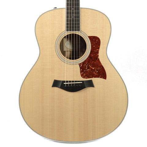 Taylor 418e Grand Orchestra Sitka/Ovangkol Full Gloss Natural ES2 Acoustic-Electric Scratch and Dent