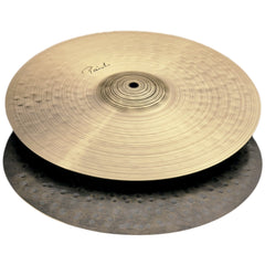 Paiste Traditional 14 Inch Medium Light Hi-Hat Cymbals