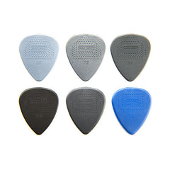 Dunlop Nylon Max-Grip Guitar Picks Standard 1.0mm (12)