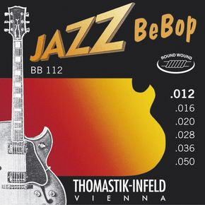 Thomastik BB112 Jazz BeBop Guitar Strings Light 12-50